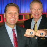 Steve Largeant and Walter Manley - 2012 ESPN Home Depot College Awards Show