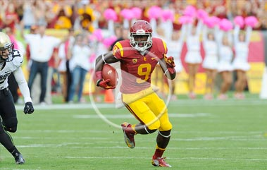 Marqise Lee, USC Trojans, 2012 Biletnikoff Award Recipient &#8211; Video Highlights