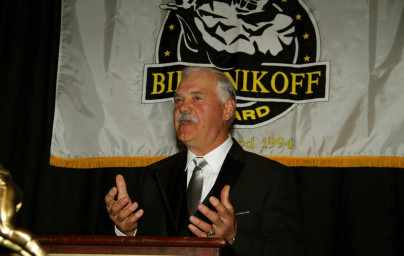 """The Biletnikoff Award Banquet is the best in college sports!"""
